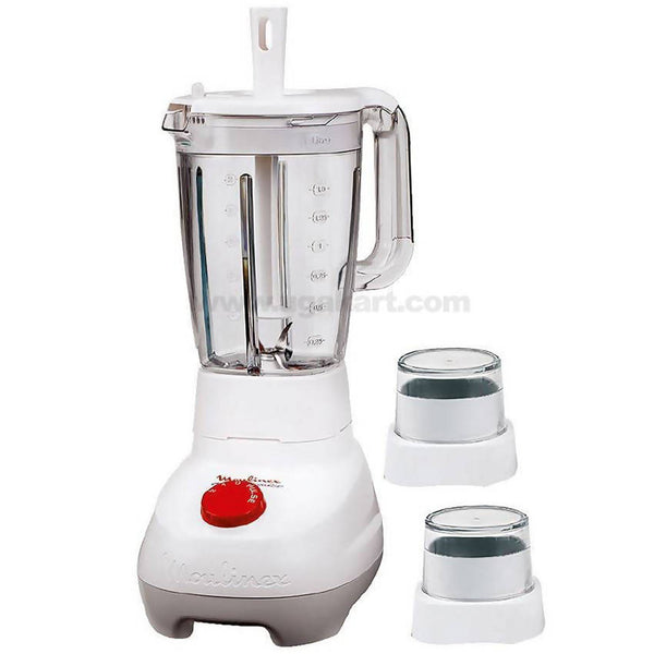 Moulinex Super Duo Countertop Blender - LM20704A_White
