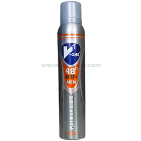 V1 Deo. 200ML For Man Platinium Guard