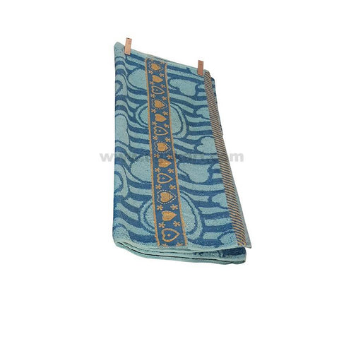 Towel Medium Size_Blue