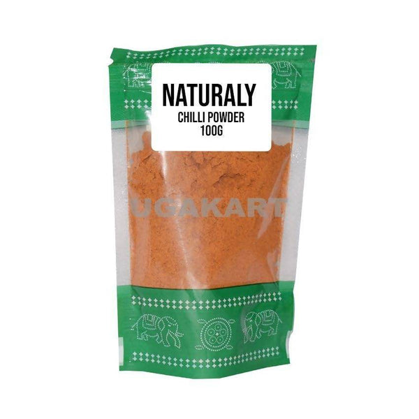 Naturaly Chilly Powder_100 Gram