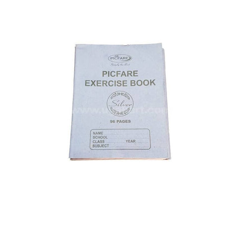 Picfare Excercise Book 96 Pages