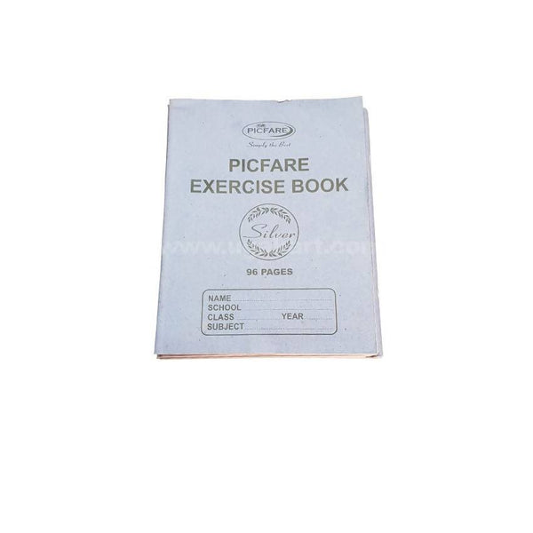 Picfare Excercise Book 96 Pages_12pc