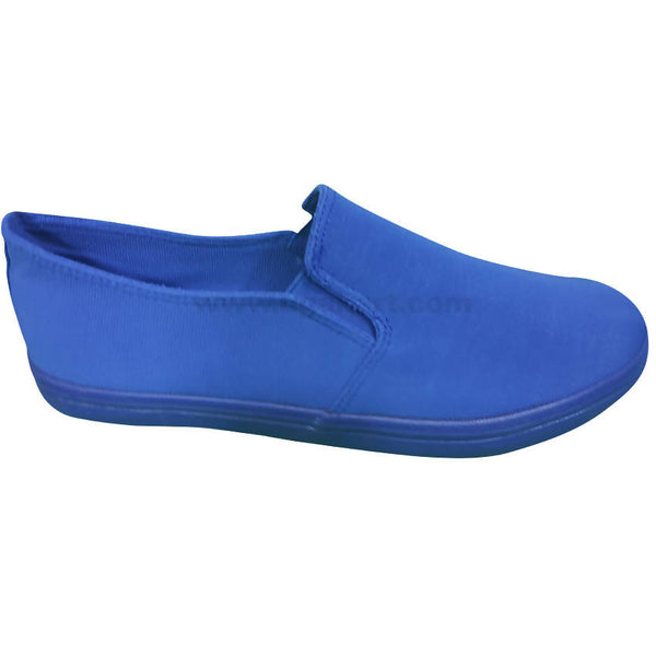 All Blue Men's Shoes