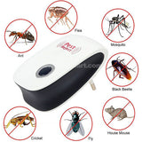 Mosquito Killer Electronic Repeller Reject Rat Ultrasonic Insect Repellent Mouse Anti Rodent Bug Reject EU US Plug Universal