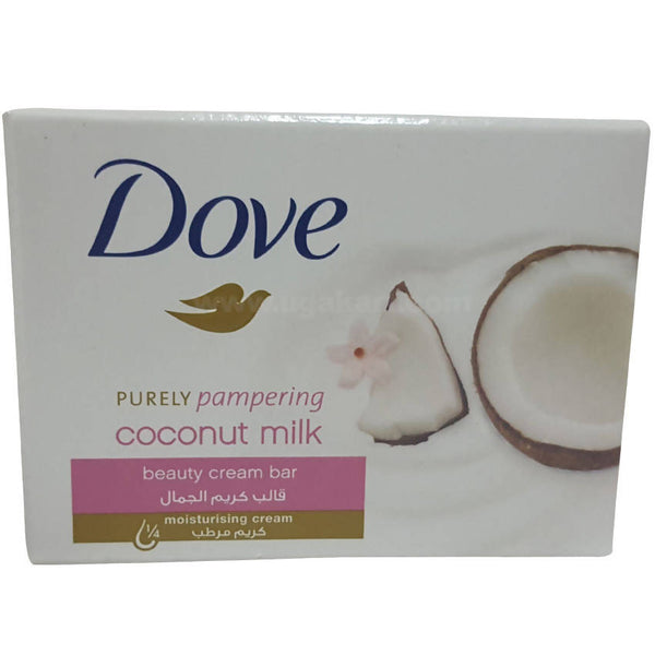 Dove Purely Pampering Coconut Milk Beauty Cream Bar
