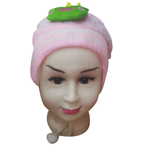 Baby's Light Pink Head Wrap