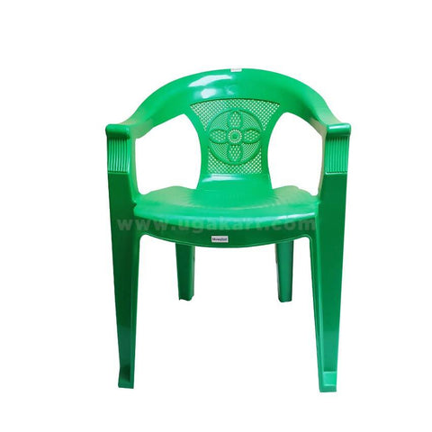 Green - Plastic Chair