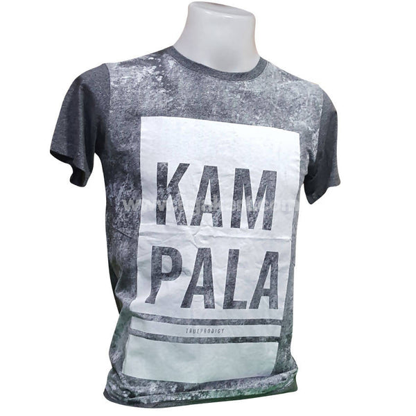 Light Grey Tshirt For Men's