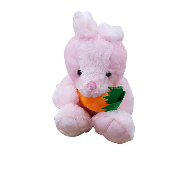 Pink Bunny Rabbit Soft Toy