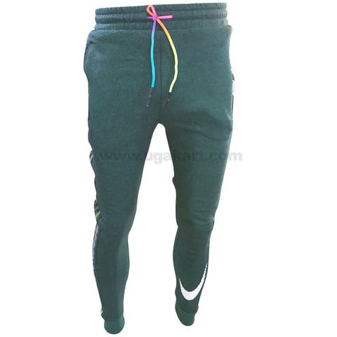 Light Green Track Pant