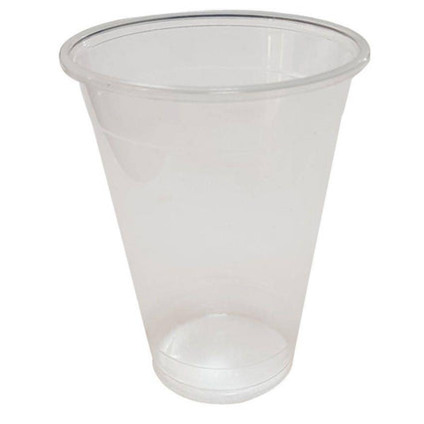 Disposal Clear Glass_25 Pcs_Pack_300ML