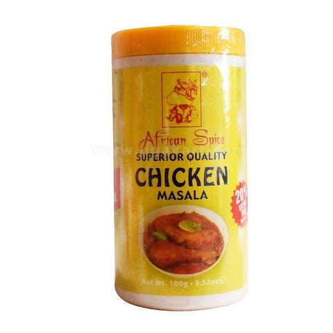 African Spices Chicken Masala 100gm