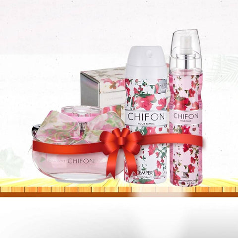 CHIFON Perfume-Spray Combo Offer