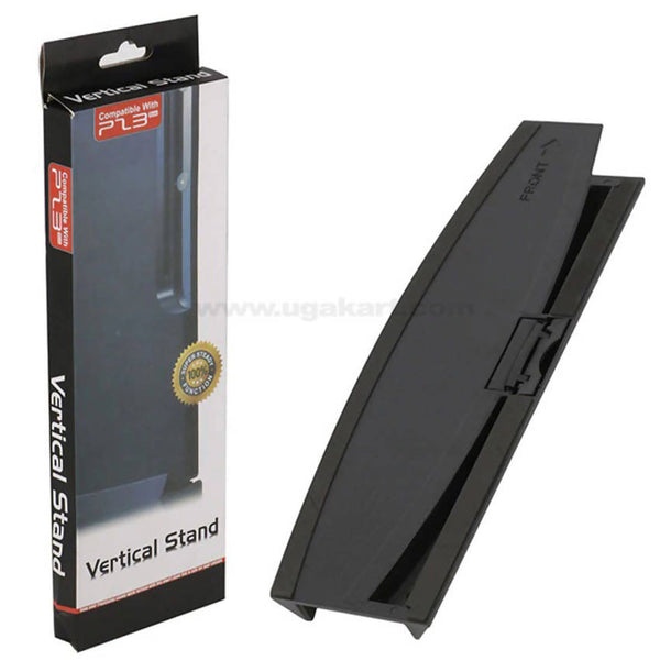 Vertical Stand For PS3 (Black)