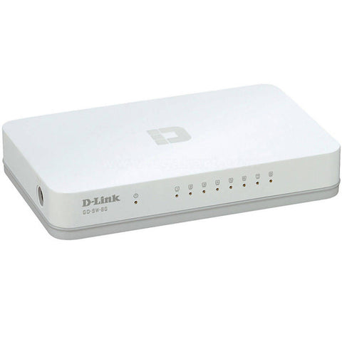 Dlink 8 Port Switch