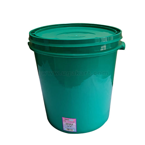 Green - Plastic Bucket
