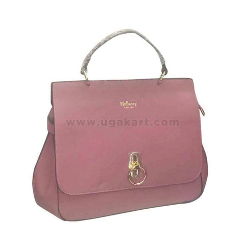 Mulberry Tote Handbag Pink
