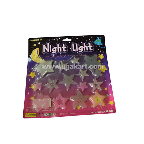 Kids Night Light Stars