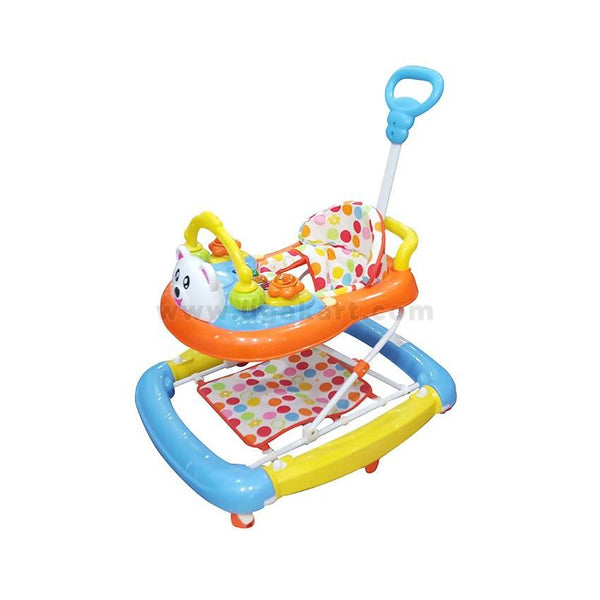 Multi Color Baby Walker