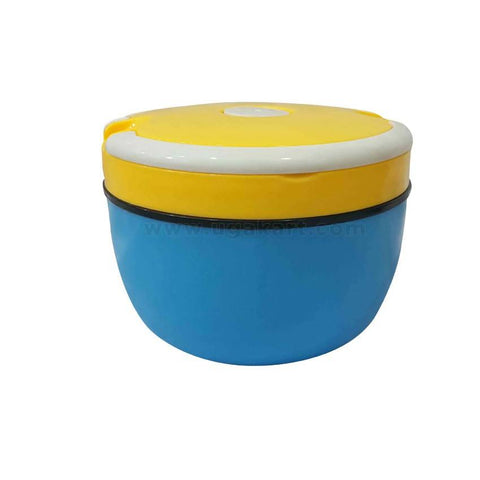 Yellow And Grean Plastic Food Container