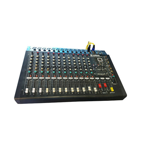Amplifier Mixer 12 Channel