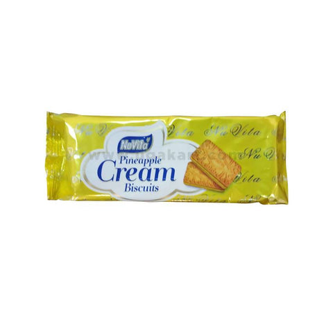NUVITA Pineapple Cream Biscuits 75gm