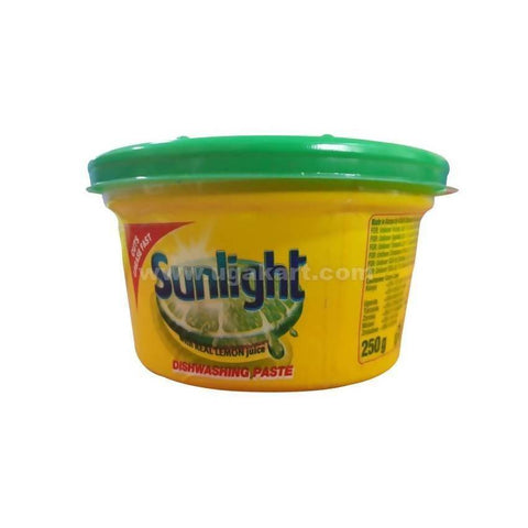 Sunlight Dishwashing Paste 250gm