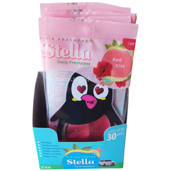 Stella Daily Freshness For Car Red Kiss_7ML