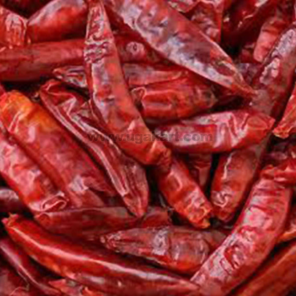 Dry Red Chillies (100gms)