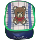 Blue & Green printed JMARY SPORT School Bag For kids