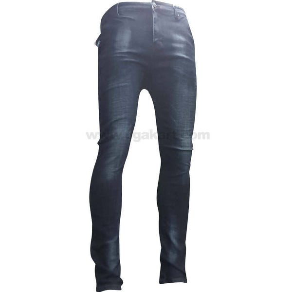 Dark Blue and White Shade Jeans_28 to 34
