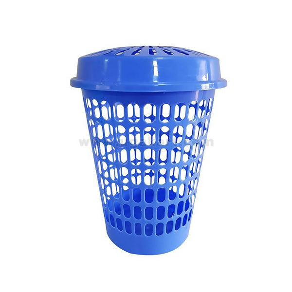Kenpoly Tall Laundry Basket - Blue