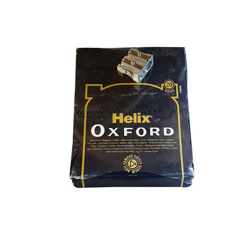 Helix Oxford Pencil Twin Sharpener