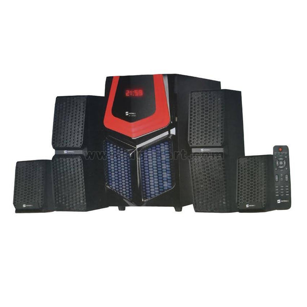 SHT - 1205 Sayona Subwoofer 4.1CH Speakers
