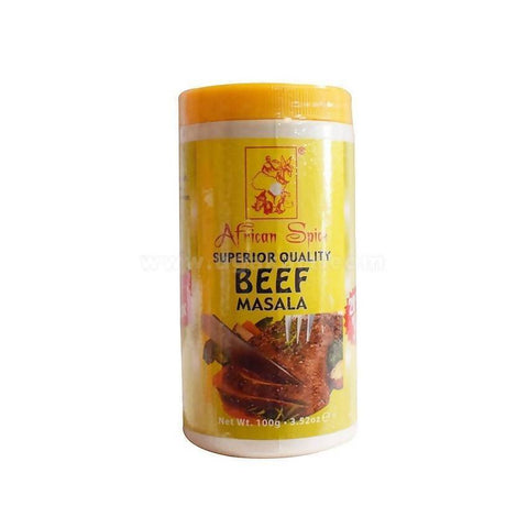 African Spices Beef Masala 100gm