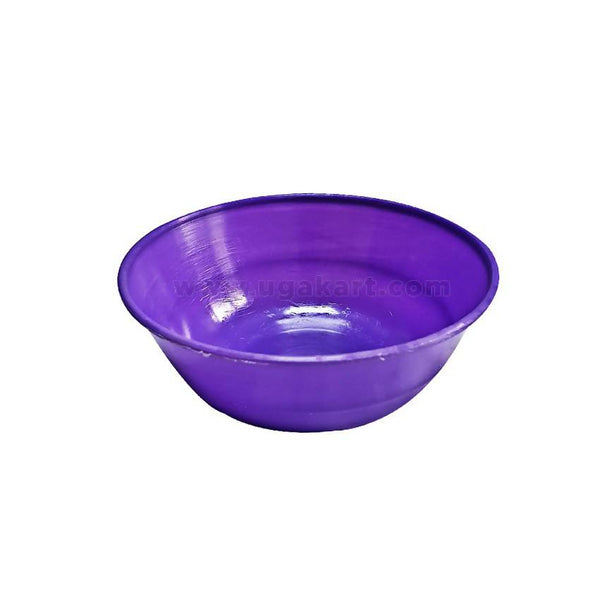 4pc Plastic small Bowl - Purple