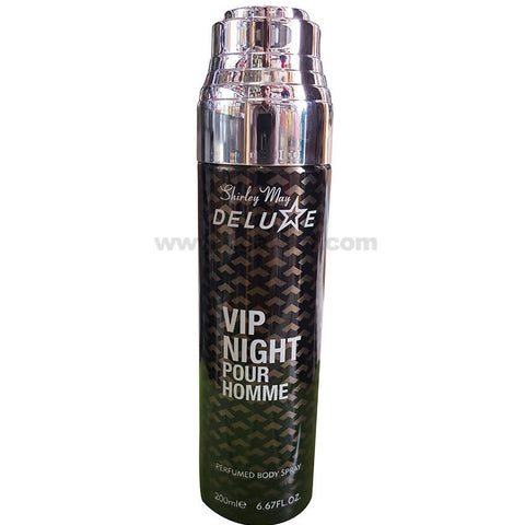Shirley May Deluxe VIP Night Pour Homme_200ML