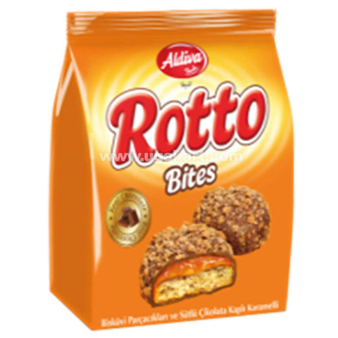 Rotto Biscuit with Caramel Coated 144GM