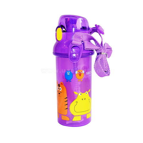 NUOXAN-Purple-Water-Bottle