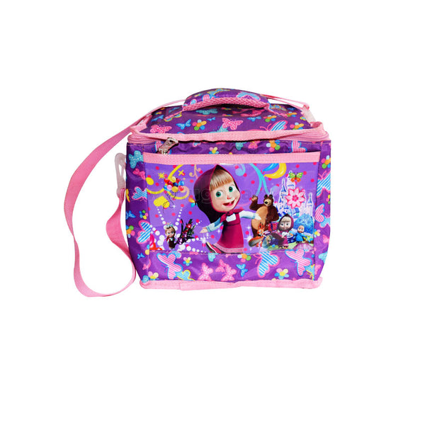 Purple Babies Lunch Box with Bag
