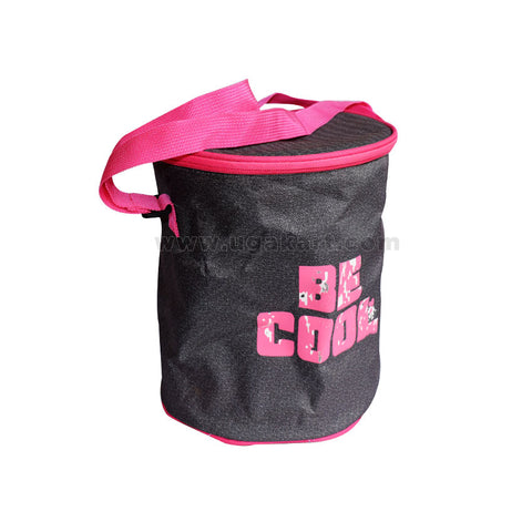 Be Cool Black Lunch Box Bag