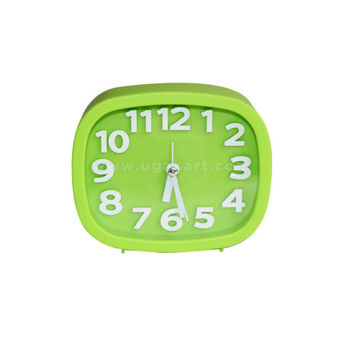 RUIWANG Green Alarm Clock