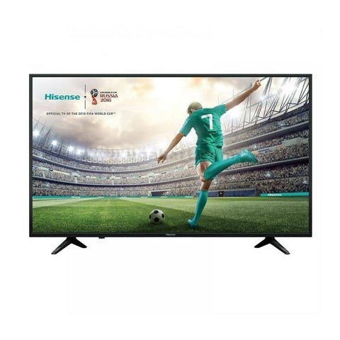 Hisense 50 Inch UHD Smart 4K LED - Black