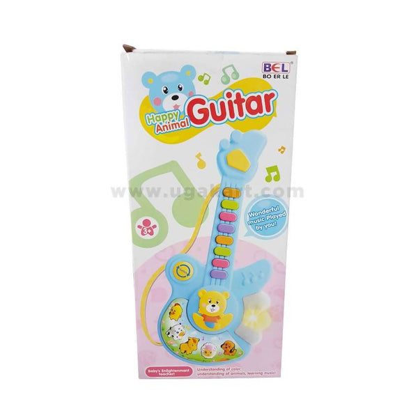 Happy Animal Guitar Toy For Kids