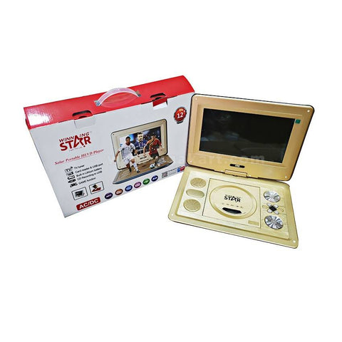 Winning Star Portable EVD (Gold)   Size  12