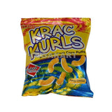 Krackles Krac Kurls Tangy Cheese 25Gm