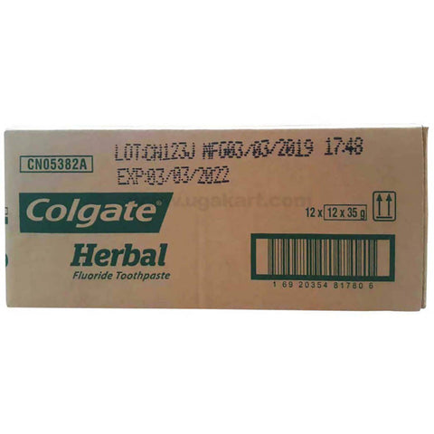 Colgate Herbal ToothPaste_box(35Gm X 144 Pc)