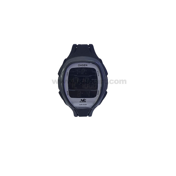 Kids Ohsen Digital Watch_Grey & Black