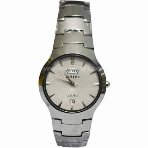RADO Jubile Silver Stainless Steel Strap Men's Watch