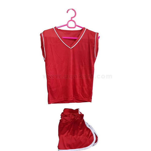 Sports Kids Kit - Maroon